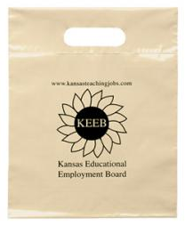 Promotional Die Cut Bags
