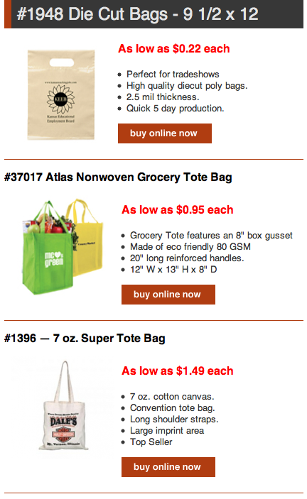 Tote Bags Are On Sale!